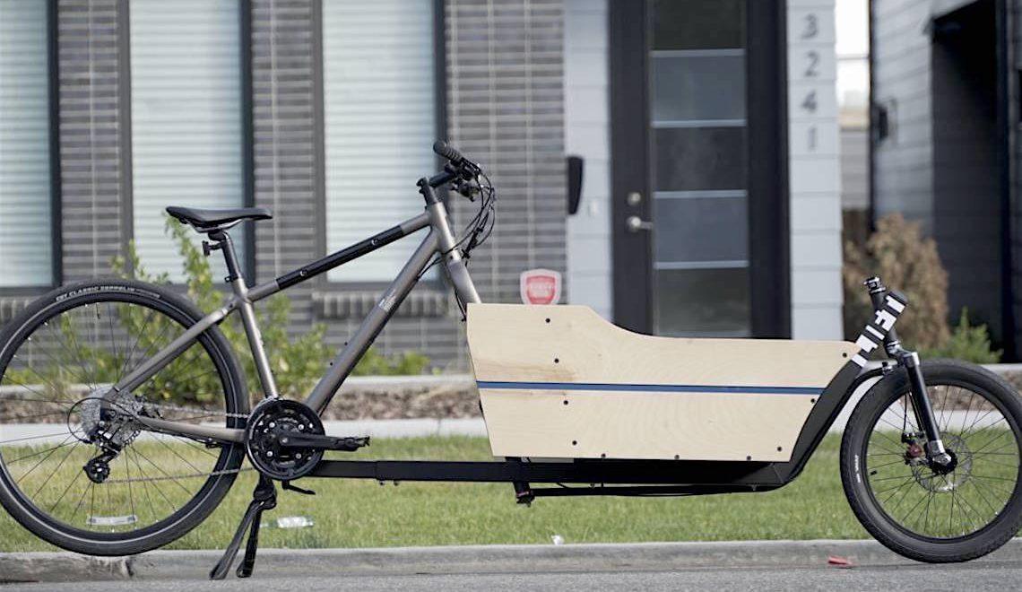 Con LIFT Cargo Bike, ogni bici diventa cargo