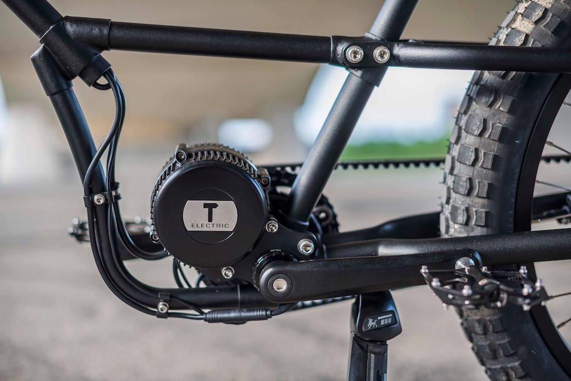 Timmermans Scrambler Bike