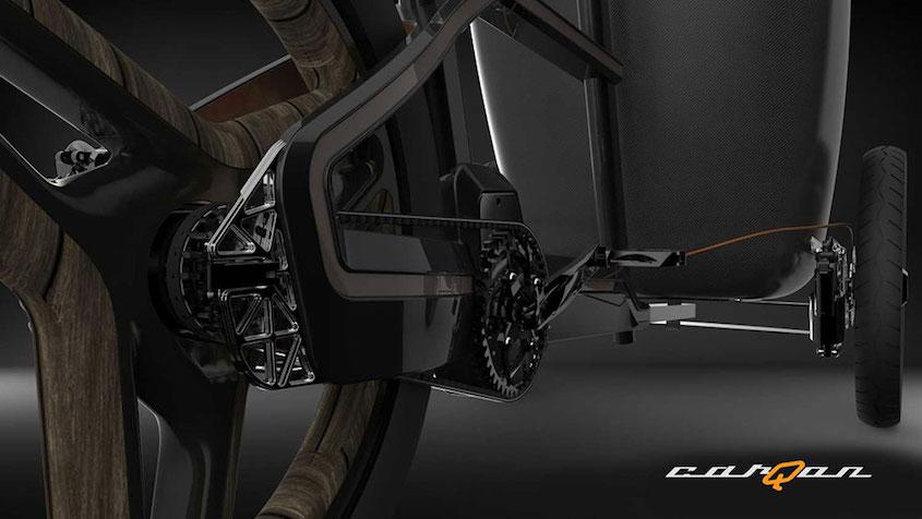 carQon cargo e-bike_urbancycling