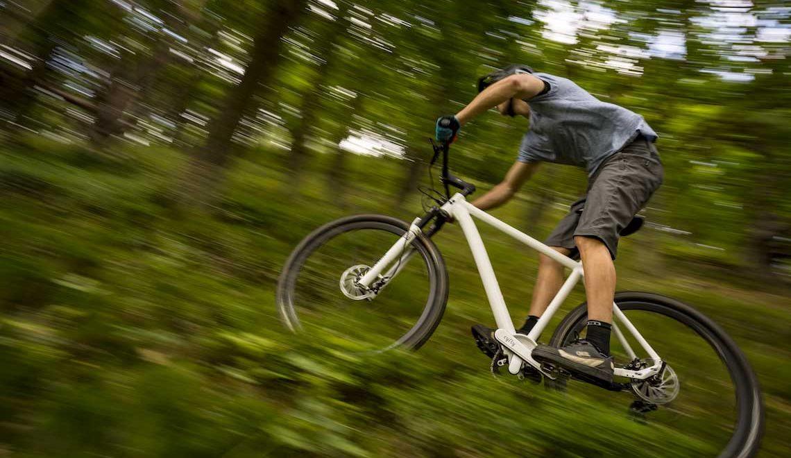 Cyfly by Möve Bikes. Un nuovo sistema di pedalare