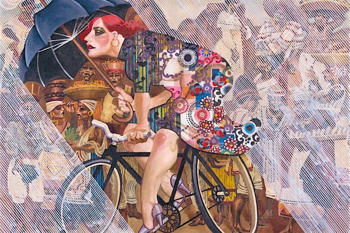 Juarez Machado. Passione, arte e biciclette