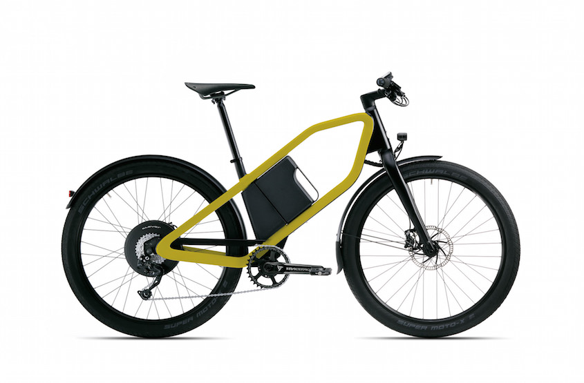 Clever x e-bike_urbancycling