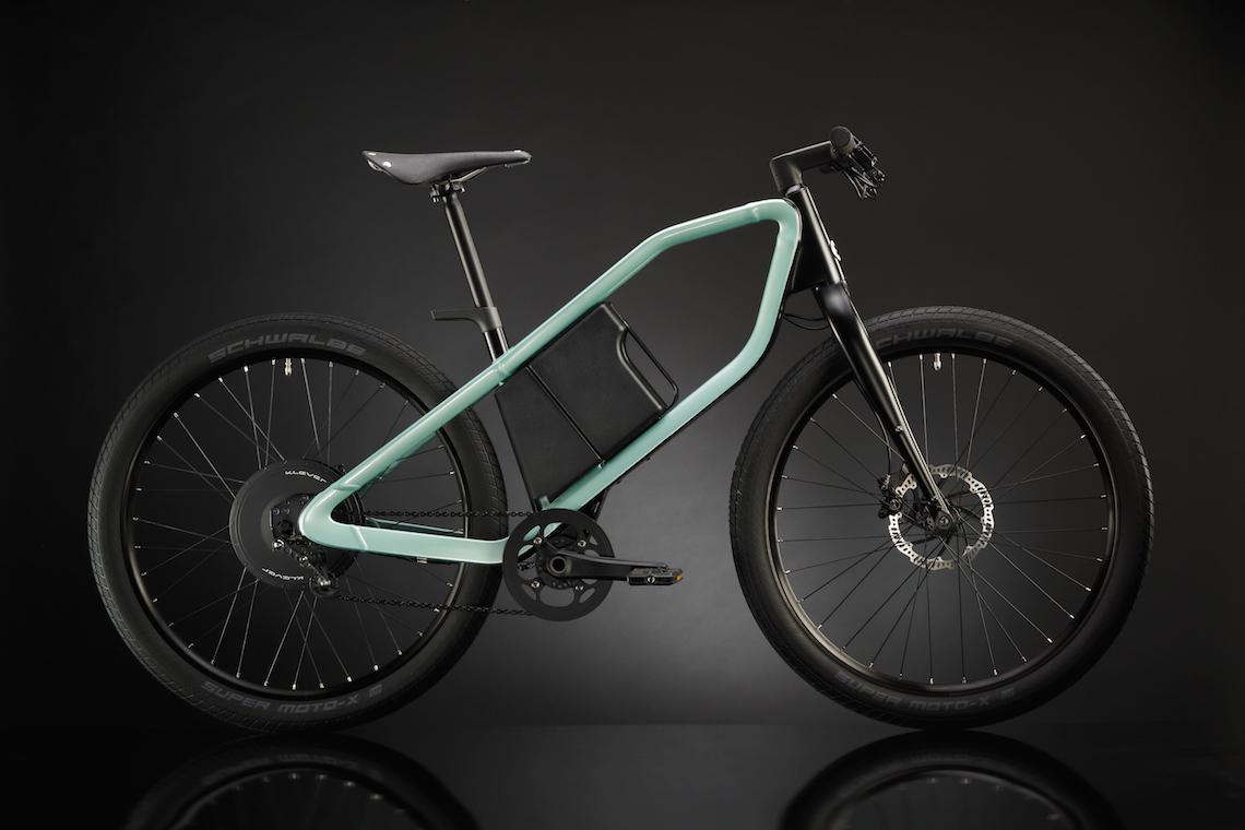 Klever X e-bike. Stile e performance