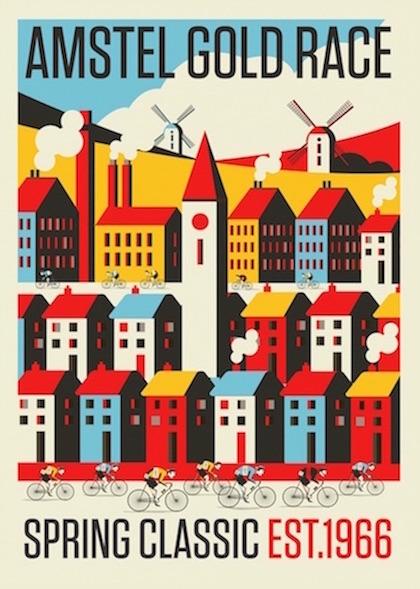 Neil Stevens illustrations_urbancycling
