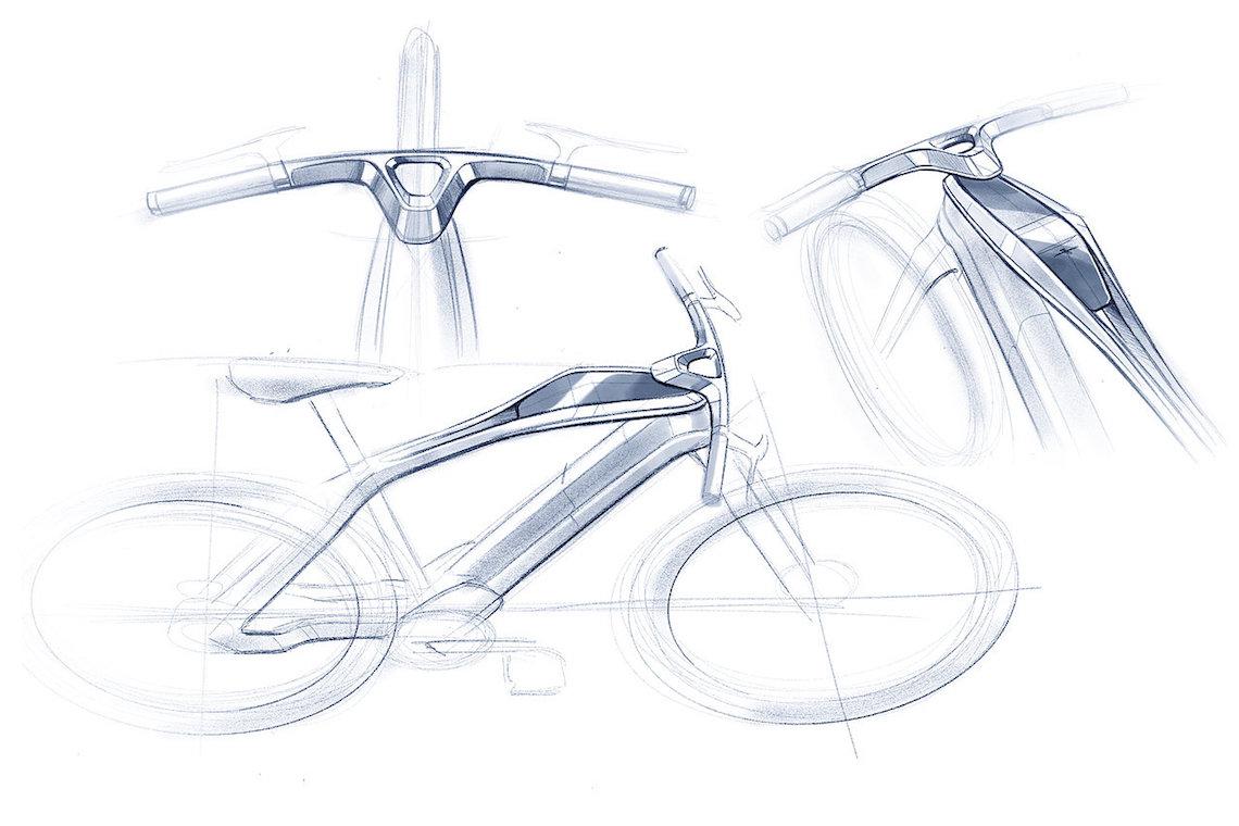 Pininfarina Evoluzione e-bike. Design e tecnologia