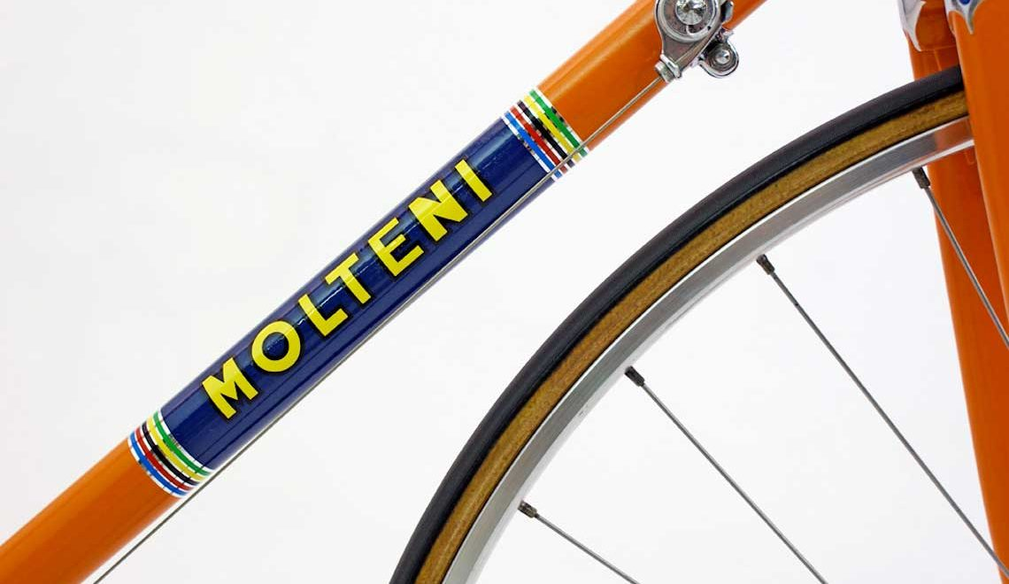 Molteni Team Replica. Colnago 1971