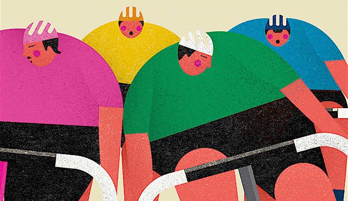 Niki Fisher illustrations_urbancycling