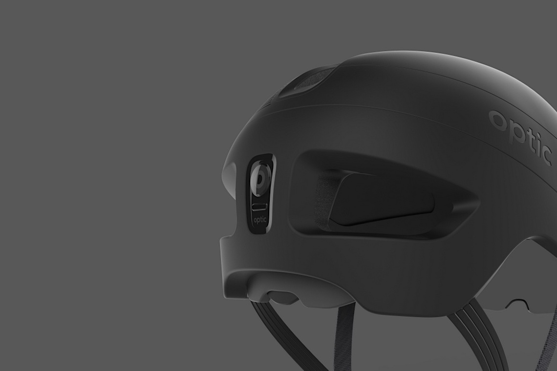 Optic design concept. Il casco intelligente