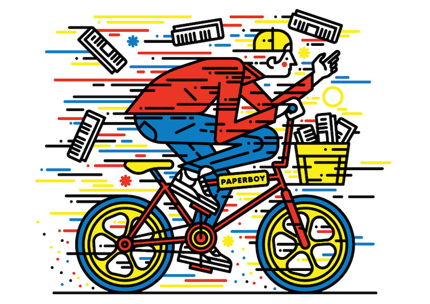 Sam Peet ilustrations_urbancycling_2