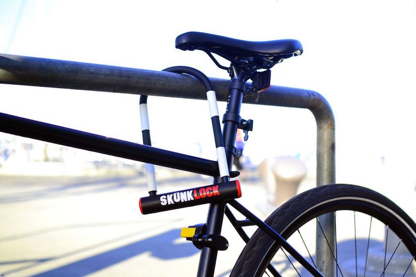 Skunk Lock lucchetto_urbancycling