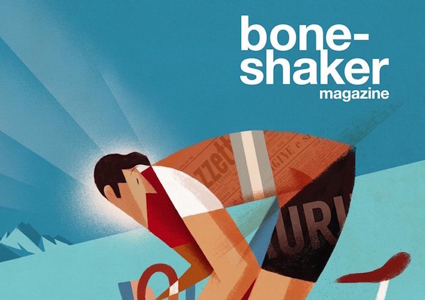 Bone-Shaker Magazine n.18