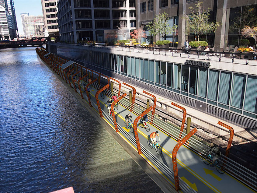 River Ride Chicago_ urbancycling_4