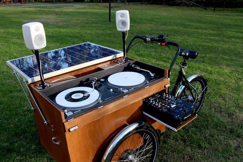 Trash Heroes cargo bike music_urbancycling_4