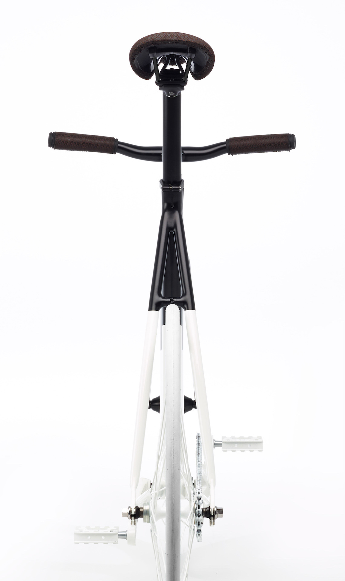 Black & White Fixie eltipo g_graphic_urbancycling_2