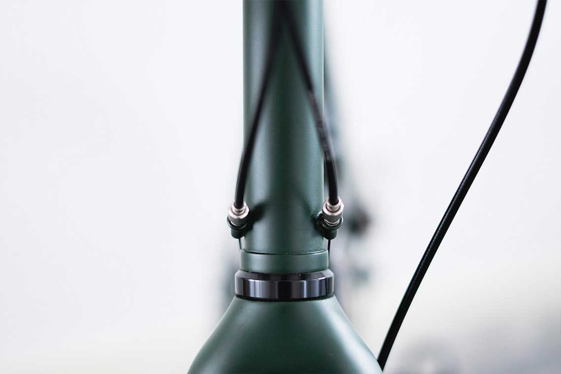 Escape all-road bike. By Elian Cycles