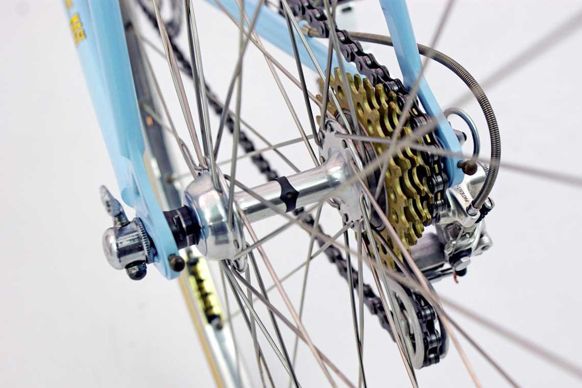 Bicicletta Masi Gran Criterium USA 1974