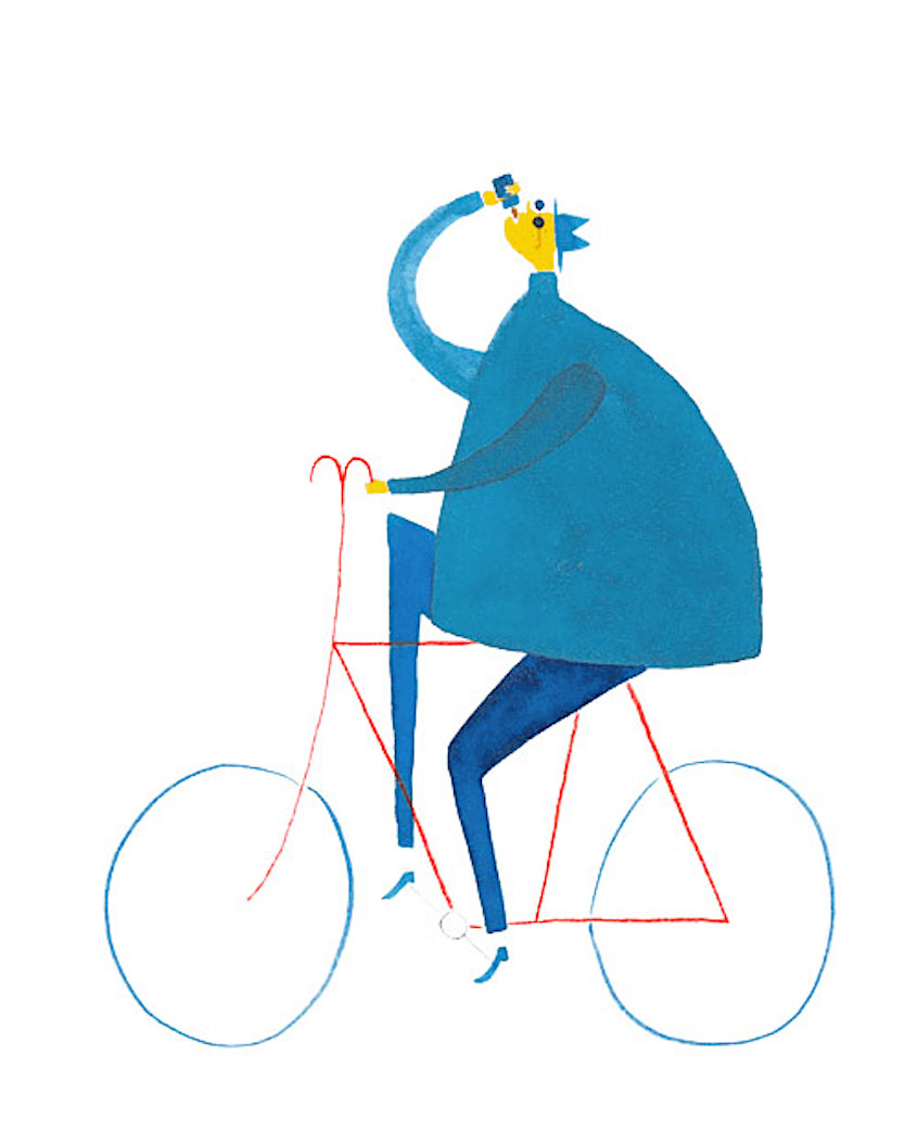 Daniel Frost illustrations_urbancycling_6