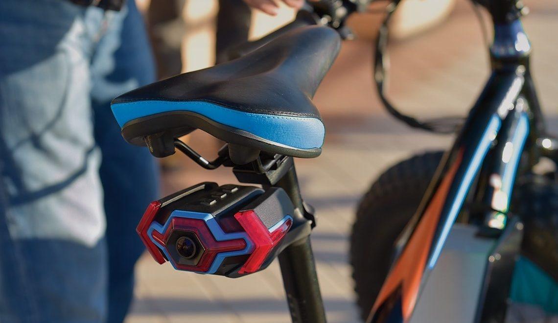 Hexagon. Un utile sistema per pedalare più sicuri