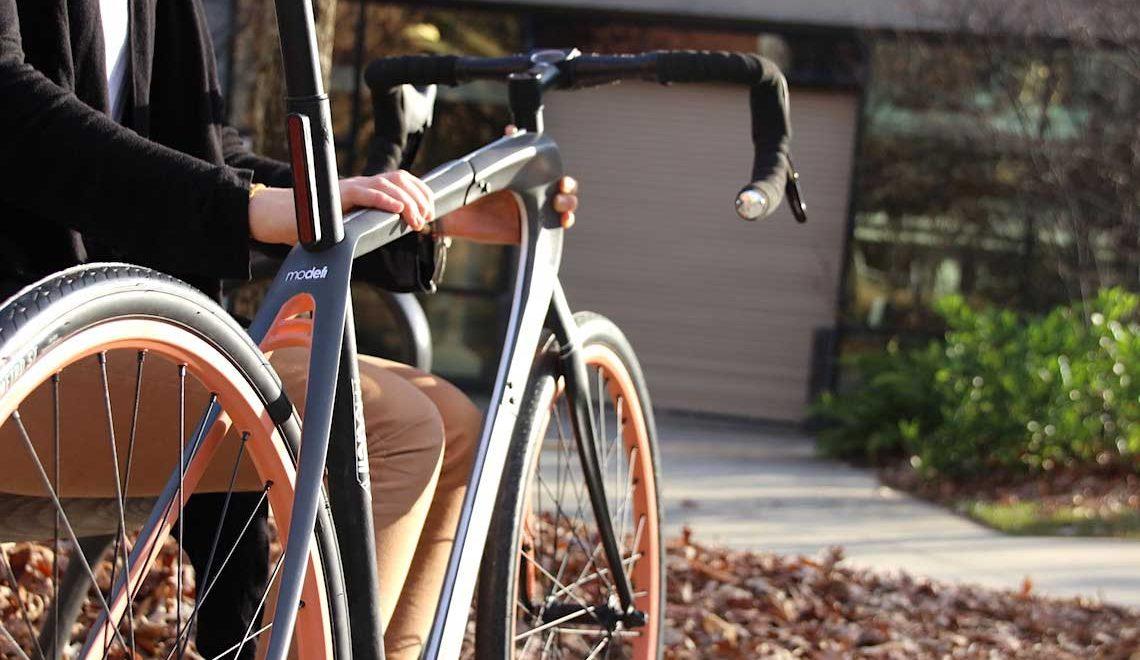 Modefi. La bicicletta modulare che costruisci da solo