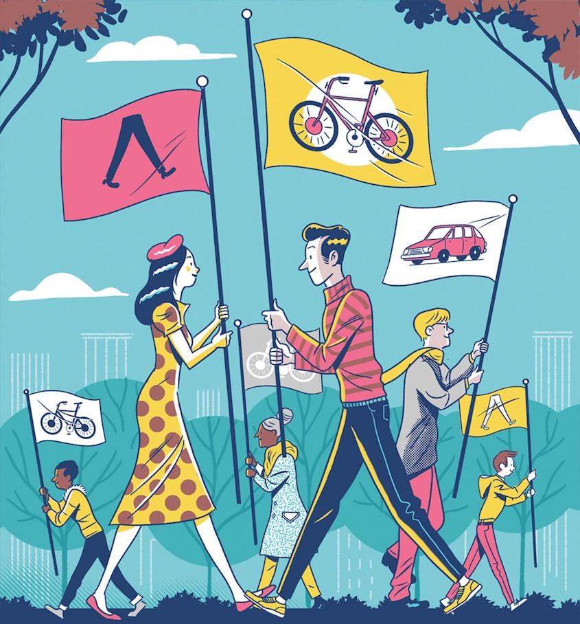 Steven Scott Cycling_ Plus_illustrations_urbancycling_8