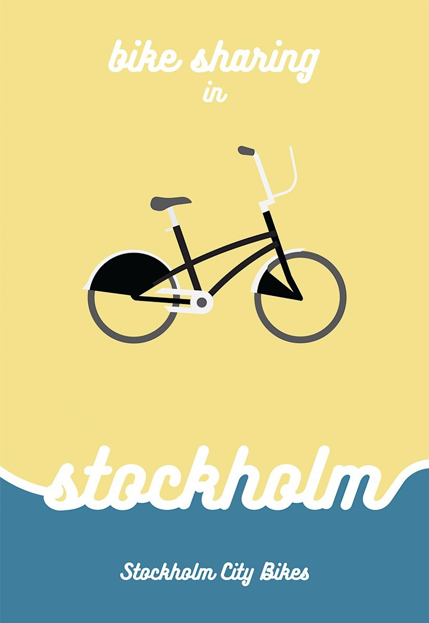 Bike Sharing illustrations_urbancycling_8