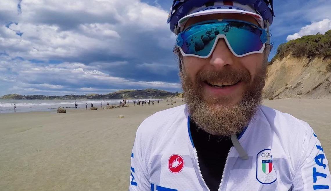 Vado a Farmi un Giro. Jovanotti, 3000km in Nuova Zelanda
