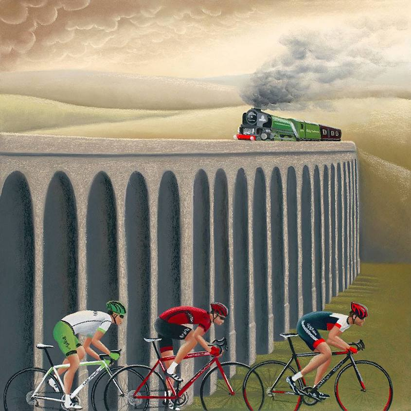 Lucy Pittaway Cycling_Art_urbancycling_3
