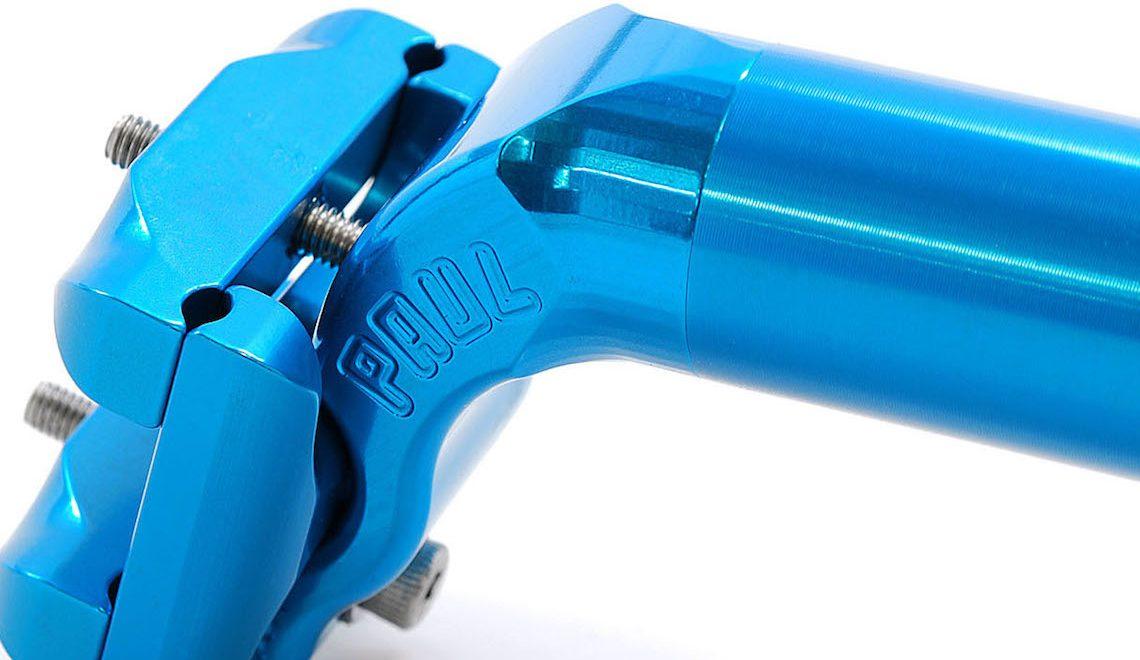 Paul Components. Edizione limitata nel colore Blue