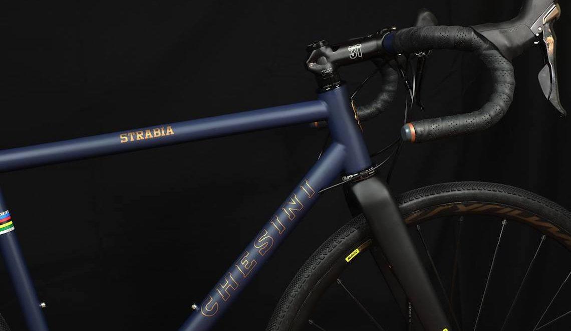 Strabia 1.0. La bicicletta gravel secondo Chesini