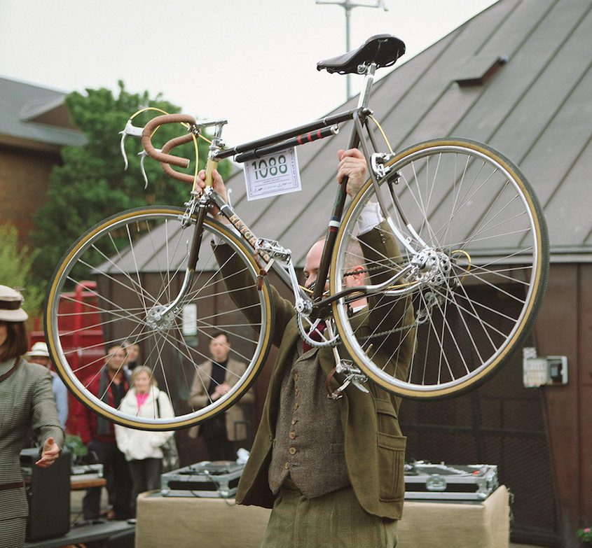 Tweed Run London 2017_Rolling_Spoke_2