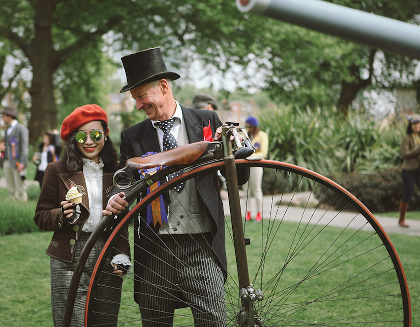Tweed Run London 2017_Rolling_Spoke_4