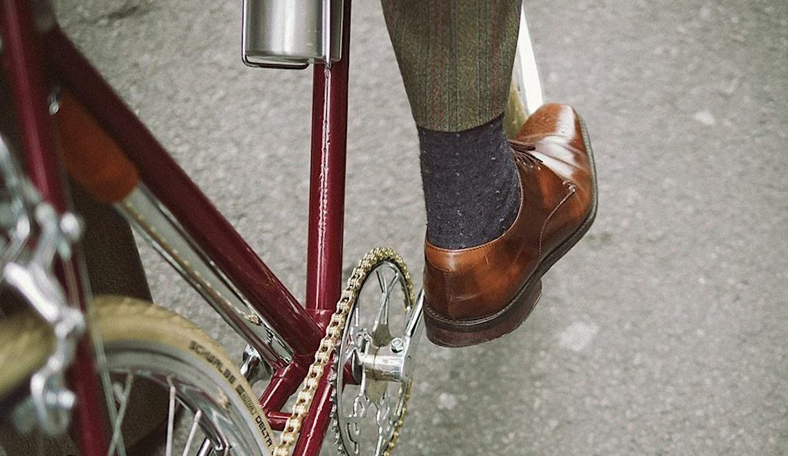 Tweed Run London 2017. In bici con stile