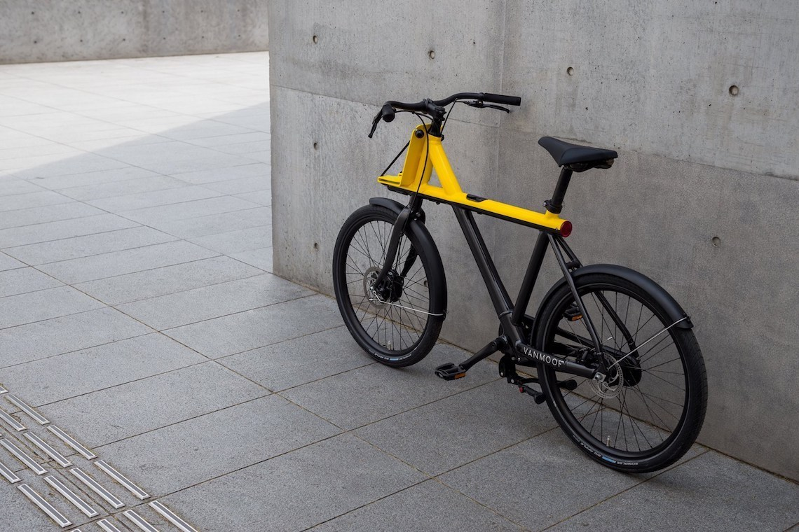 Vanmoof Electrified X e-bike_urbancycling_0