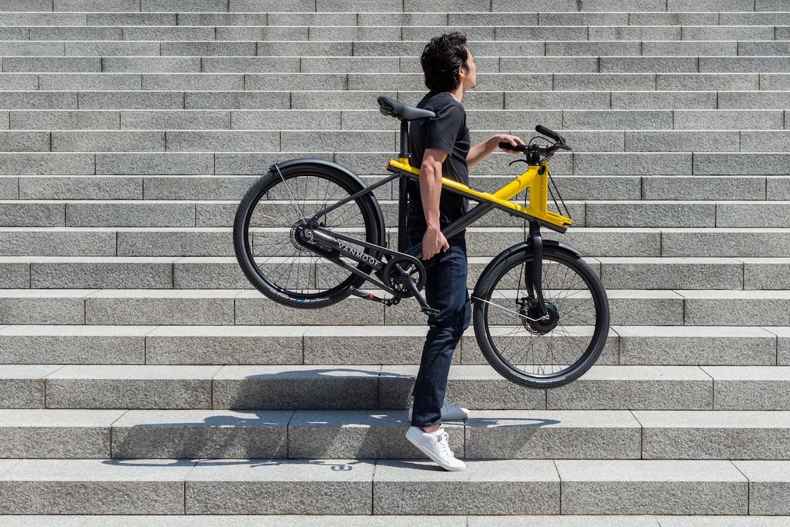 Vanmoof Electrified X e-bike_urbancycling_4