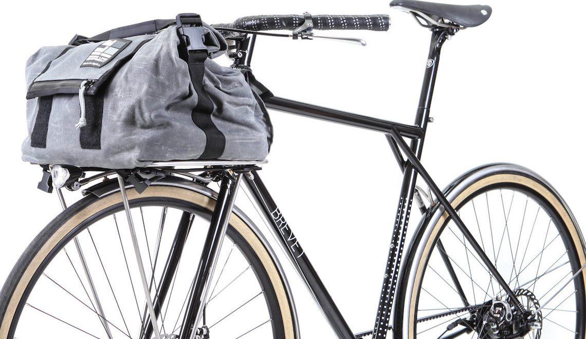 """Brevet Cycles modello """"V"""". La bici porteur evoluta"""