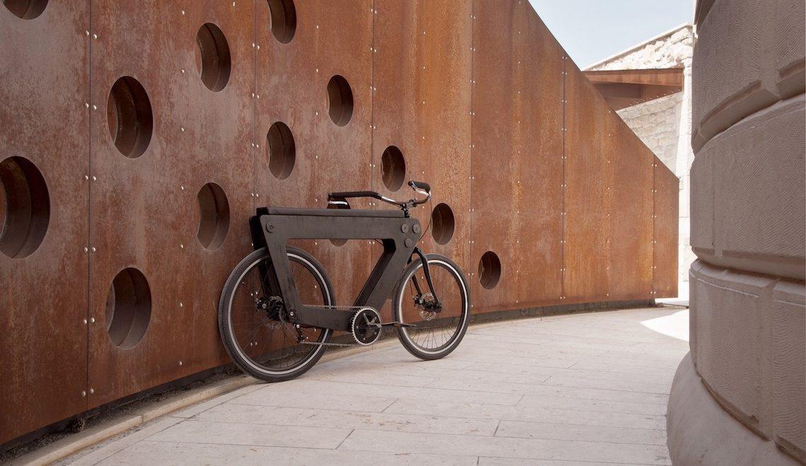 REVO. La bici di design a due posti by Tamás Túri