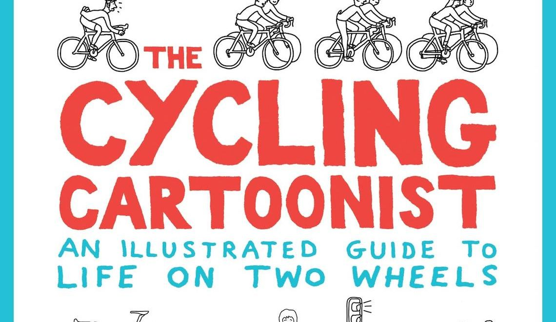 The Cycling Cartoonist. Il nuovo libro di Dave Walker