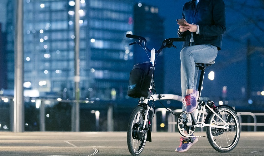 Brompton Electric bike_urbancycling_4