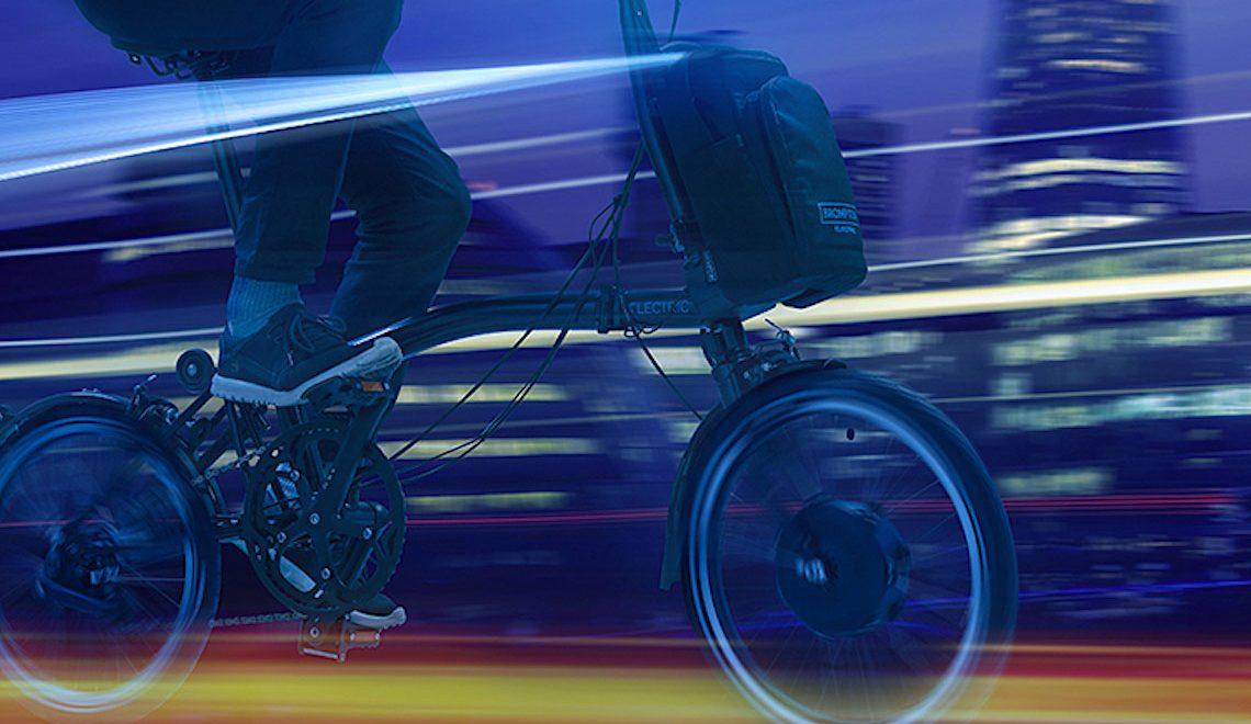 Brompton Electric, entra nel mercato delle e-bike