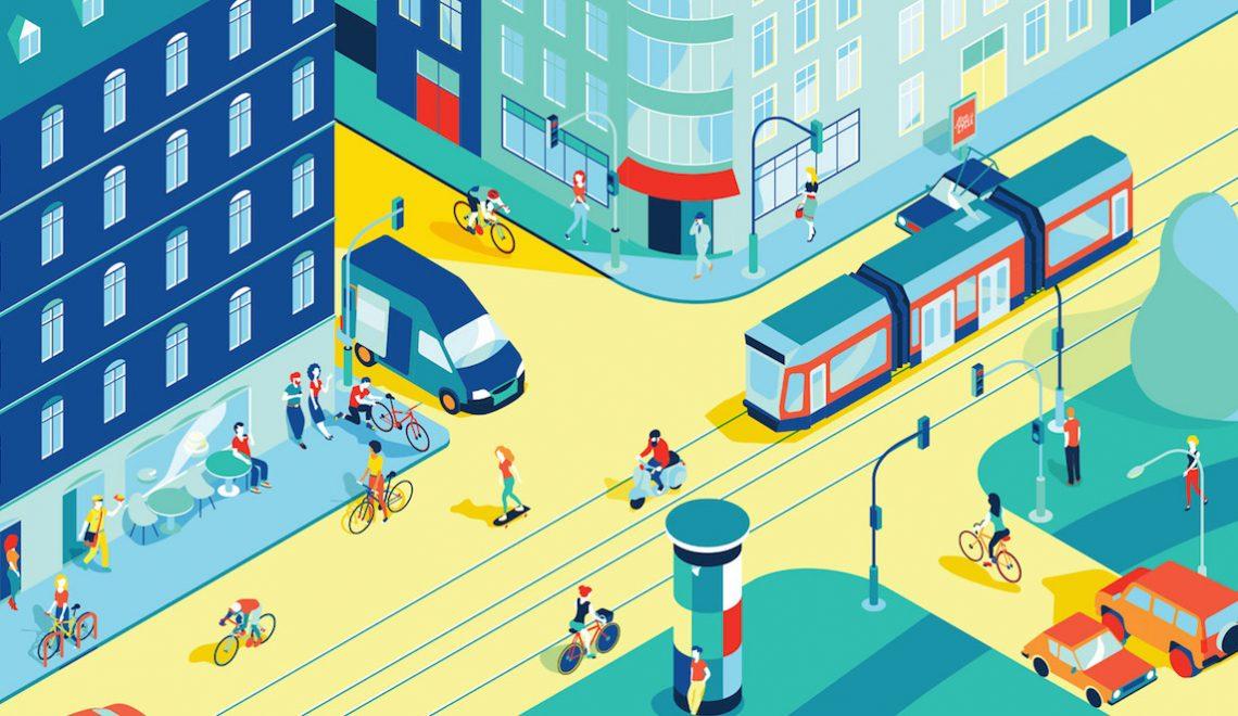 LiveCycle. Illustrazioni e identità visiva by Joseph & Sebastian