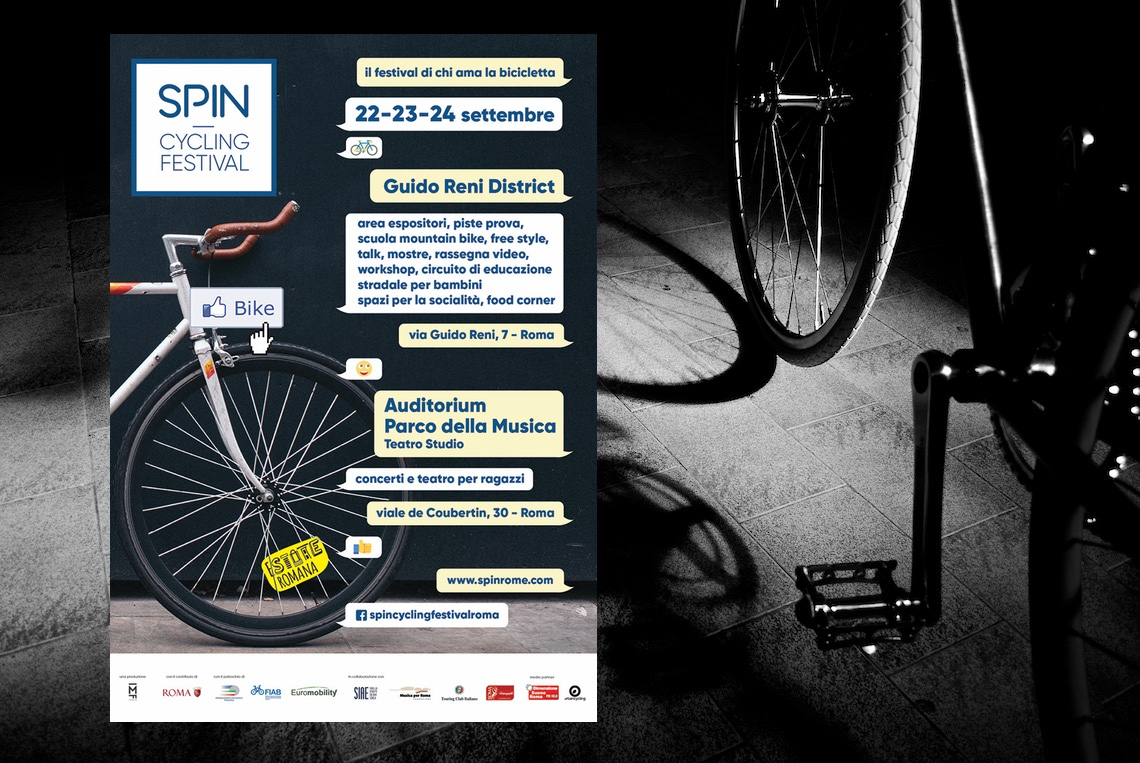 Spin Cycling Festival Roma _urbancycling