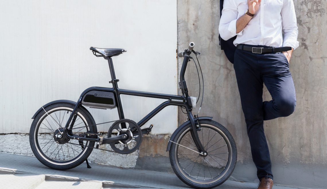 Tsinova ION. La smart e-bike cinese da 20″