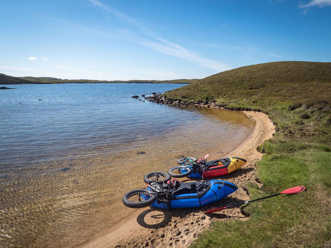 Bike-rafting Isole Ebridi Esterne_urbancycling_8