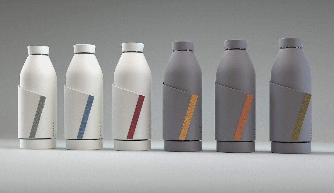 Con Closca Bottle + App, bevi acqua e aiuti il pianeta