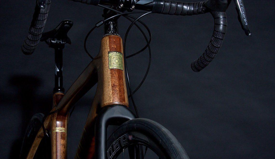 Glenmorangie Original, la bici fatta con il legno delle botti. By Renovo