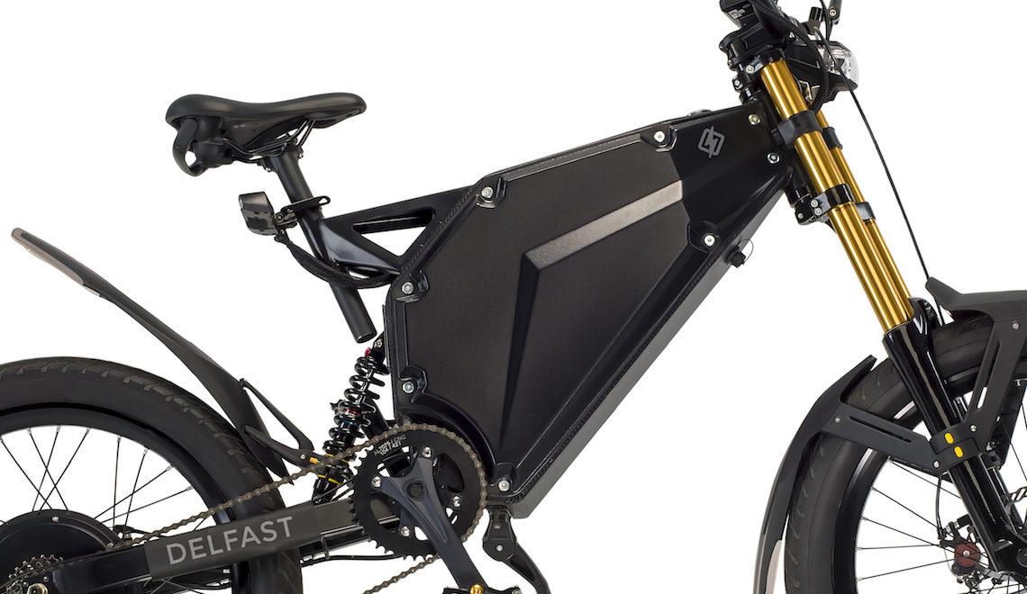 Delfast e-bike. La bicicletta con 380km di autonomia