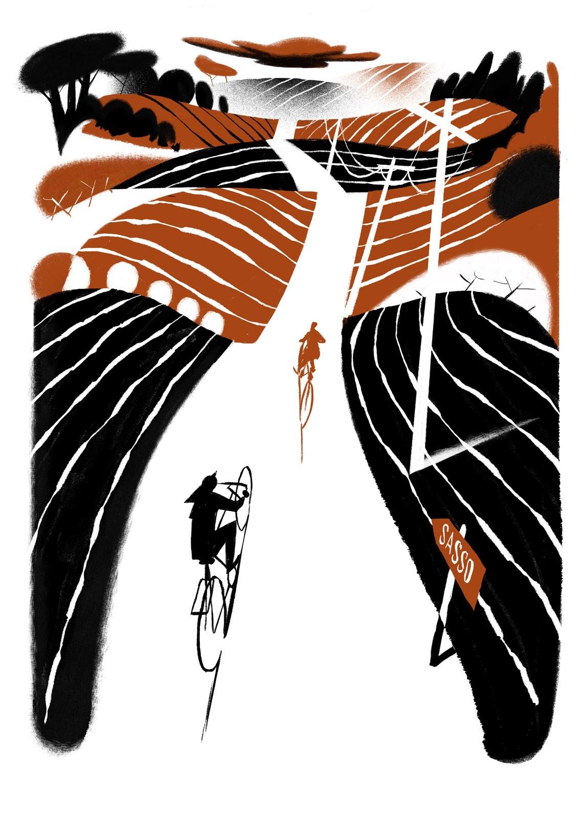 Otto Racconti in Bicicletta Riccardo Guasco_Guerrini_urbancycling_7