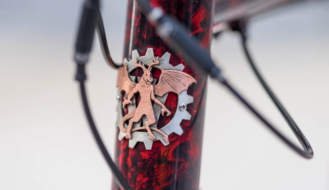 Jersey Devil Gravel Bike by Weaver Cycle Works