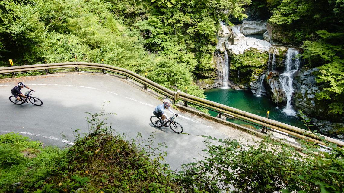 "Mt Tsurugi ""Super Forest Road"". Giappone in gravel bike_2"