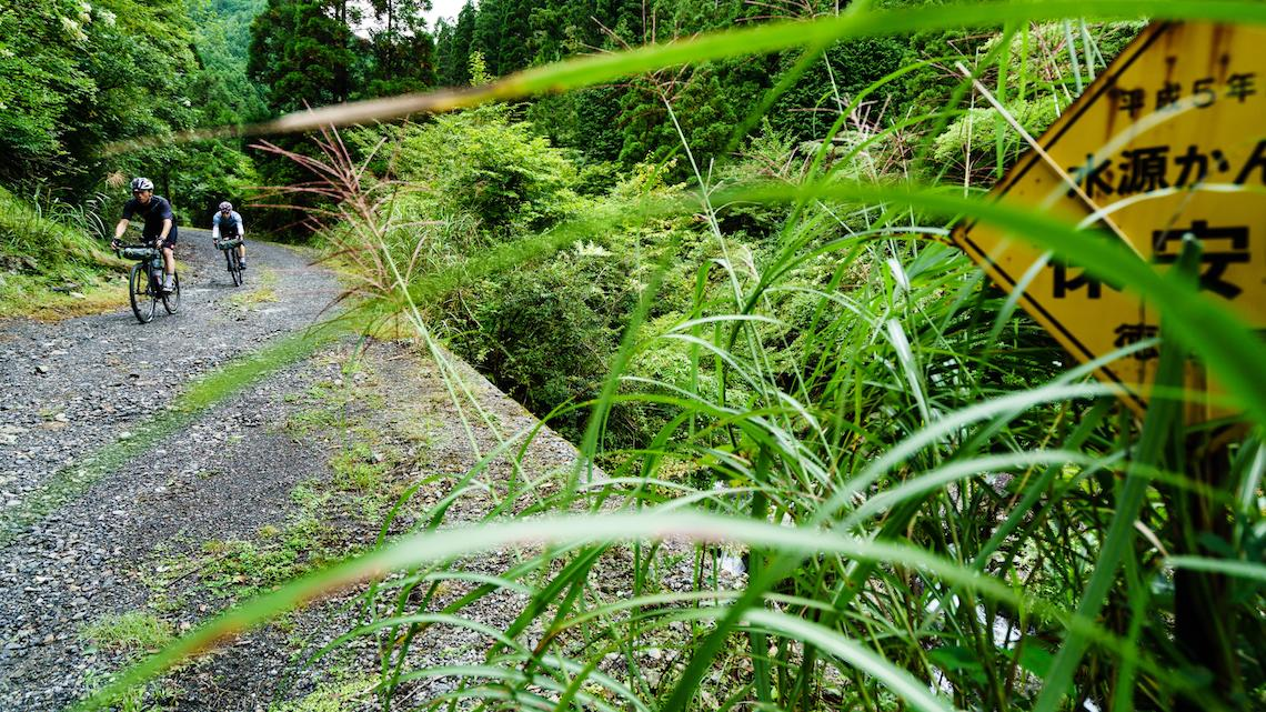 "Mt Tsurugi ""Super Forest Road"". Giappone in gravel bike_8"